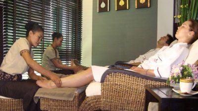 corso riflessologia plantare thai stile lanna