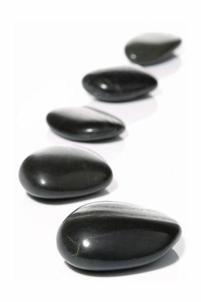 pietre da massaggio