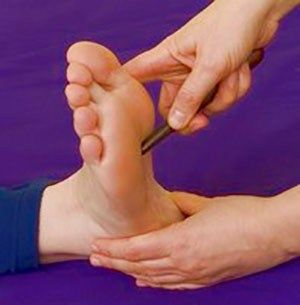 programma corso thai foot massage