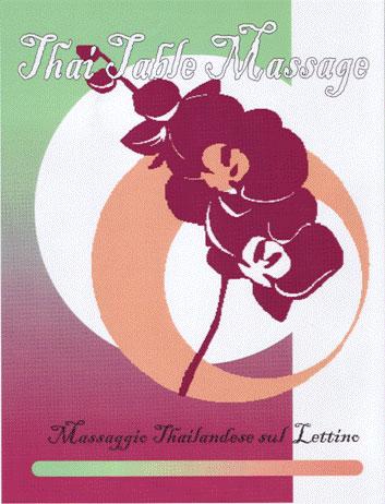 programma corso thai table massage