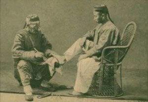 storia riflessologia plantare thai stile lanna