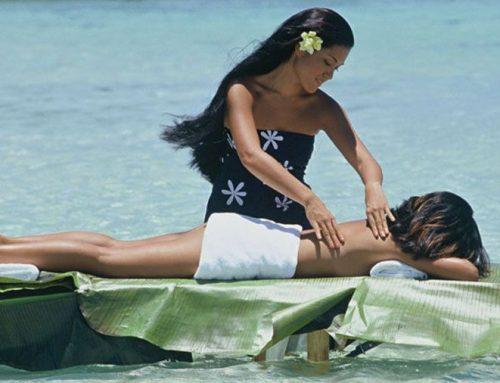 Corso di Massaggio AyurLomi e Trattamento Corpo alle Alghe e Sali Marini