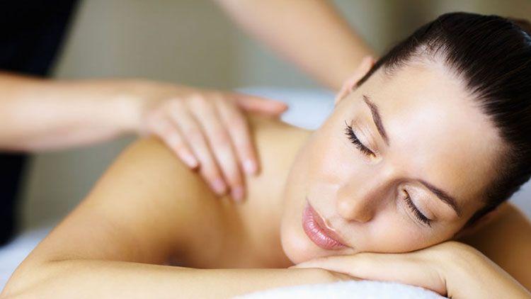 massaggio antistress terapeutico