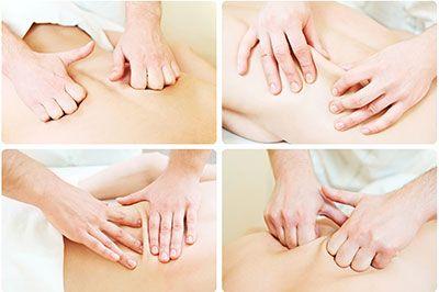tecnica massaggio connettivale