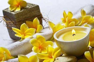 candele da massaggio