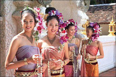 storia del massaggio thailandese del viso
