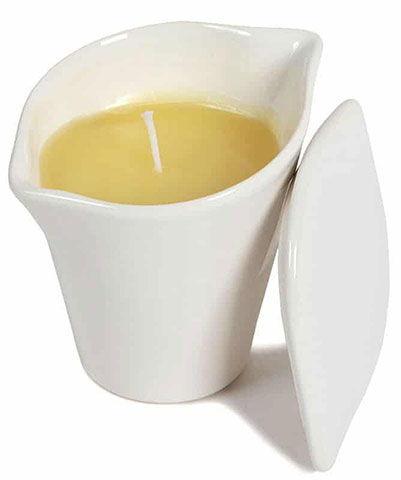 programma del corso di candle massage