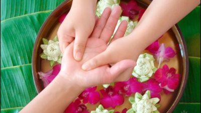 corso riflessologia palmare thailandese